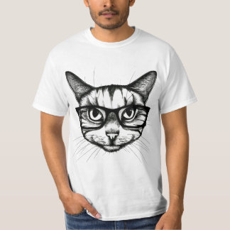 Cat in Glass T-Shirt