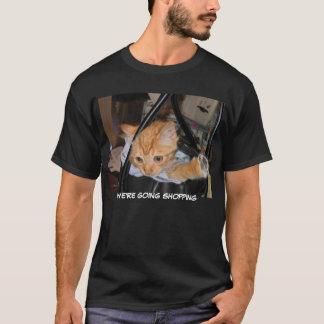 CAT IN HANDBAG T-Shirt