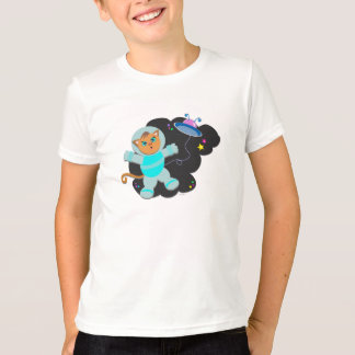Cat in Outer Space T-Shirt