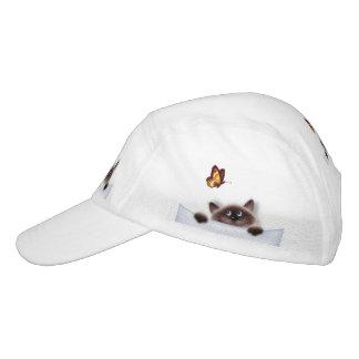 Cat in Pocket Hat