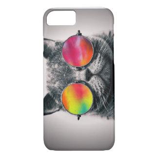 CAT IN SPACE iPhone 7 CASE