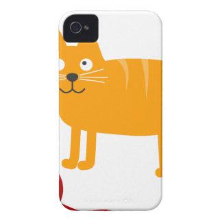 Cat In The Cradle Case-Mate iPhone 4 Cases