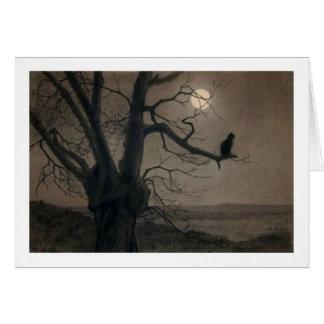 Catin theMoonlight, , Alexandre Steinlen Card
