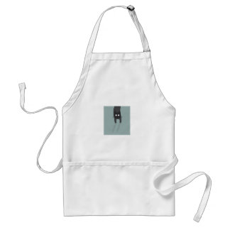 Cat in the pocket aprons