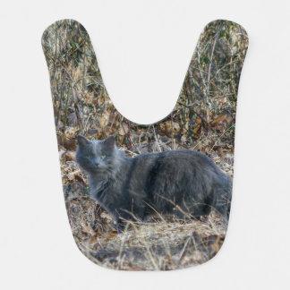 Cat in the Woods Bib