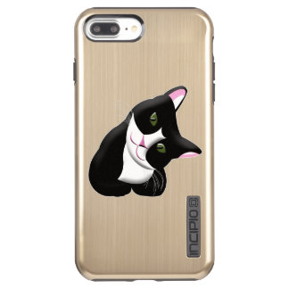 Cat Incipio DualPro Shine iPhone 8 Plus/7 Plus Case