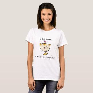 Cat-ion T-Shirt