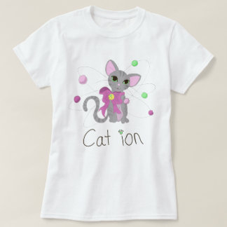 Cat Ion T-Shirt