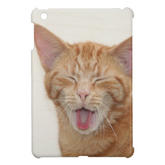 cat iPad mini case