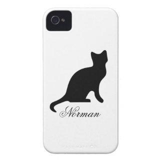 Cat iPhone 4 Cover