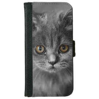 Cat iPhone 6 Wallet Case