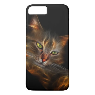 cat iPhone 8 plus/7 plus case