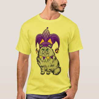 Cat Jester T-Shirt