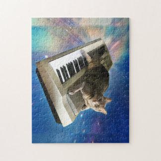 cat keyboard jigsaw puzzle