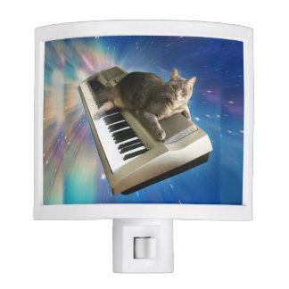 cat keyboard nite light