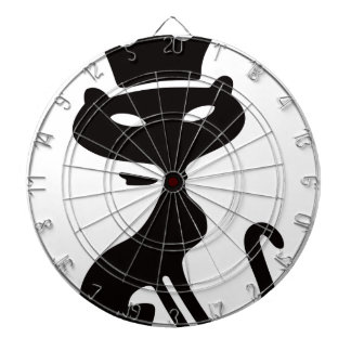 Cat King Dartboard