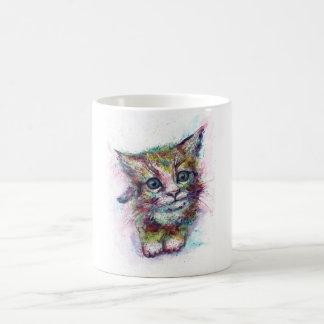 Cat Kitten Fantasy Coffee Mug