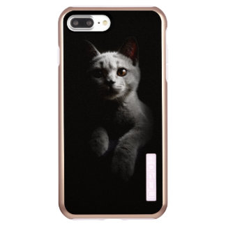 Cat/Kitten/Kitty Portrait Incipio DualPro Shine iPhone 7 Plus Case