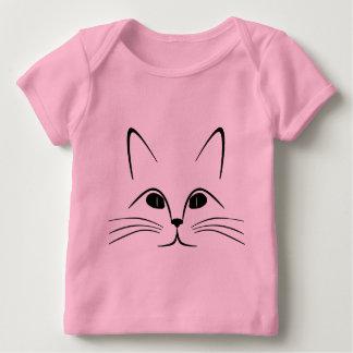 Cat Kitten Pet Animal Eyes Destiny Destiny'S Baby T-Shirt