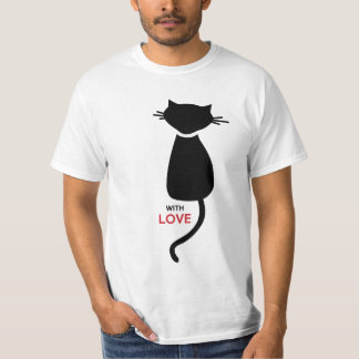 Cat Kitty Couple Men's T-Shirt