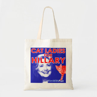 Cat Ladies for Hillary Tote