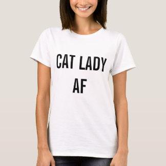 Cat Lady AF T-Shirt
