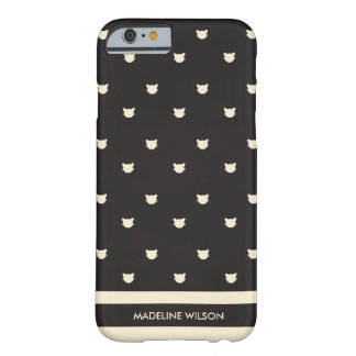 Cat Lady iPhone 6 case Barely There iPhone 6 Case