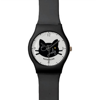 Cat Lady Watch