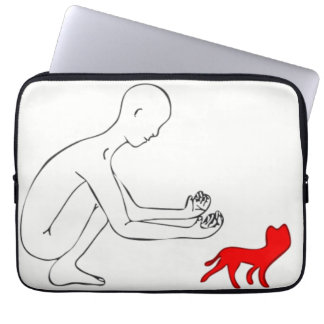 Cat Laptop Computer Sleeves