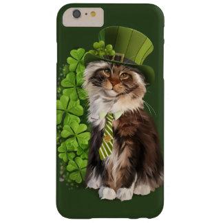 Cat-leprechaun Barely There iPhone 6 Plus Case