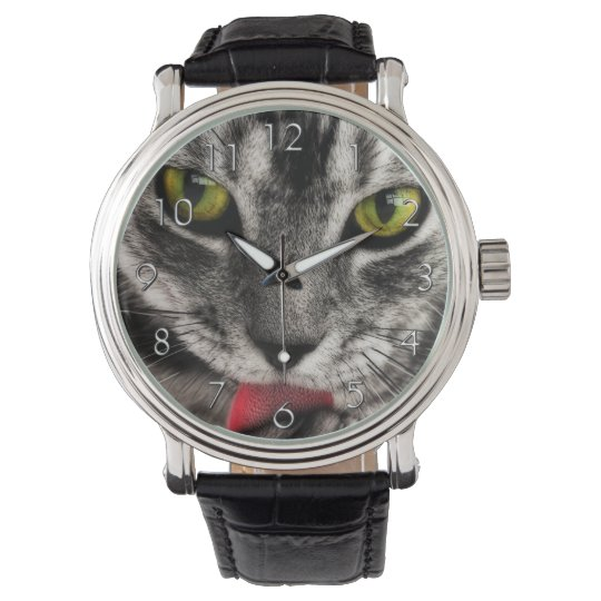 Cat Lick Wristwatches