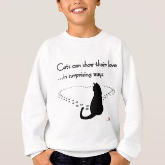 Cat Love-light Sweatshirt
