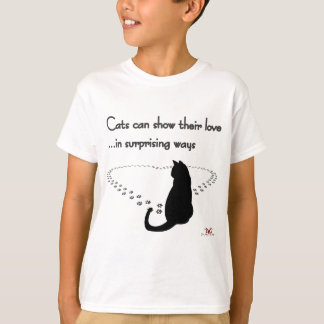 Cat Love-light T-Shirt