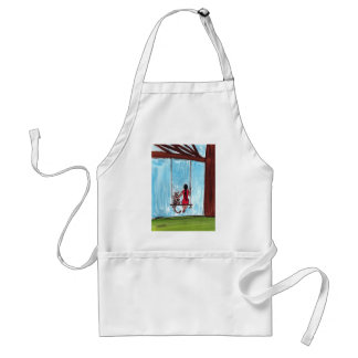 Cat Love Standard Apron