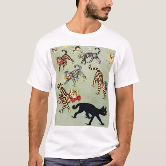 Cat Love T Shirt