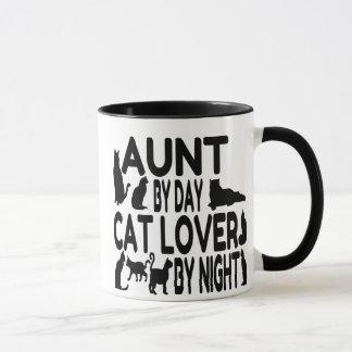 Cat Lover Aunt Mug