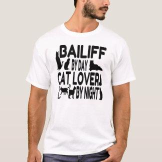 Cat Lover Bailiff T-Shirt