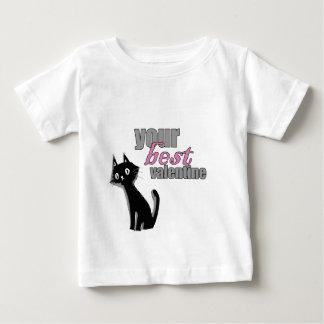 cat lover best valentine pet catlover women nerdy. baby T-Shirt