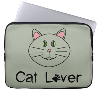 Cat Lover Computer Sleeves