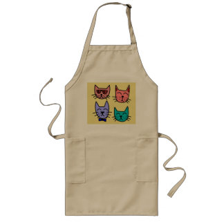 CAT LOVER Cute Kitchen aprons
