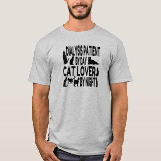 Cat Lover Dialysis Patient T-Shirt
