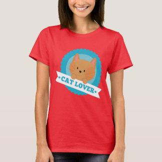 Cat Lover Fun Shirt