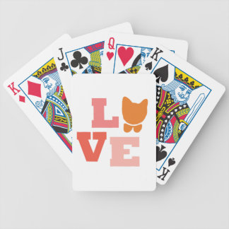 Cat Lover Gifts Poker Deck