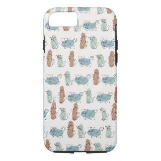 Cat Lover Iphone Case