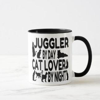 Cat Lover Juggler Mug
