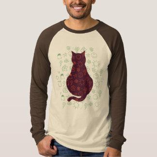 Cat Lover Long Slave T-Shirt