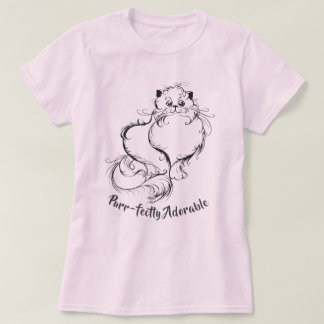 CAT LOVER  | Purr-fectly Adorable T-Shirt