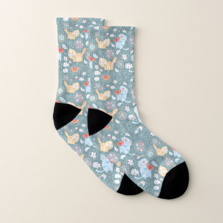 Cat Lover Socks 1