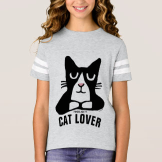 CAT LOVER T-shirts for Kids