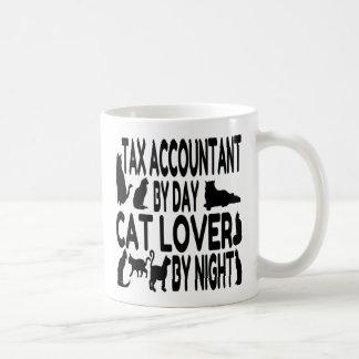 Cat Lover Tax Accountant Coffee Mug